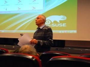 Le président de l'association l'Abeille, André Favre, a rappelé l'excellent travail des responsables pour entretenir les ruches.